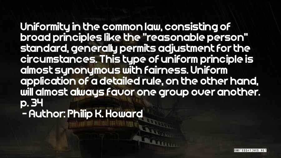 Philip K. Howard Quotes 1219850