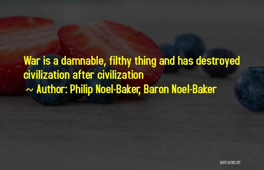 Philip Noel-Baker, Baron Noel-Baker Quotes 861694