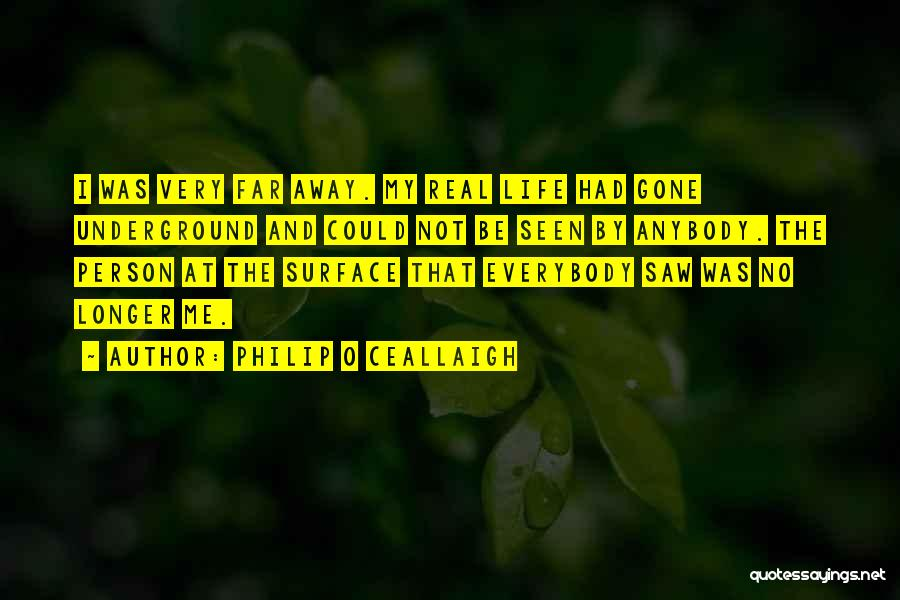 Philip O Ceallaigh Quotes 1212939