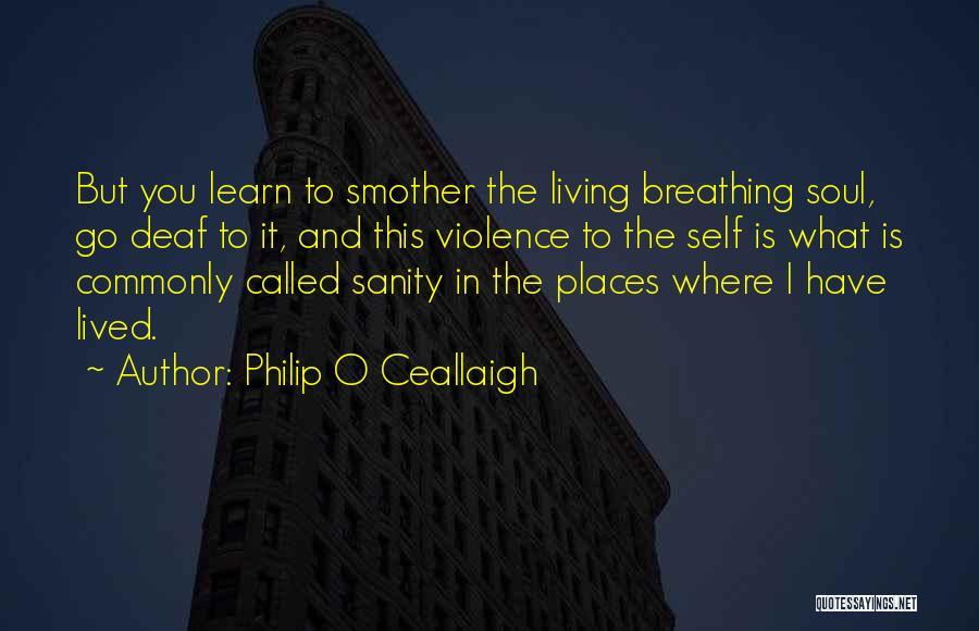 Philip O Ceallaigh Quotes 1633507