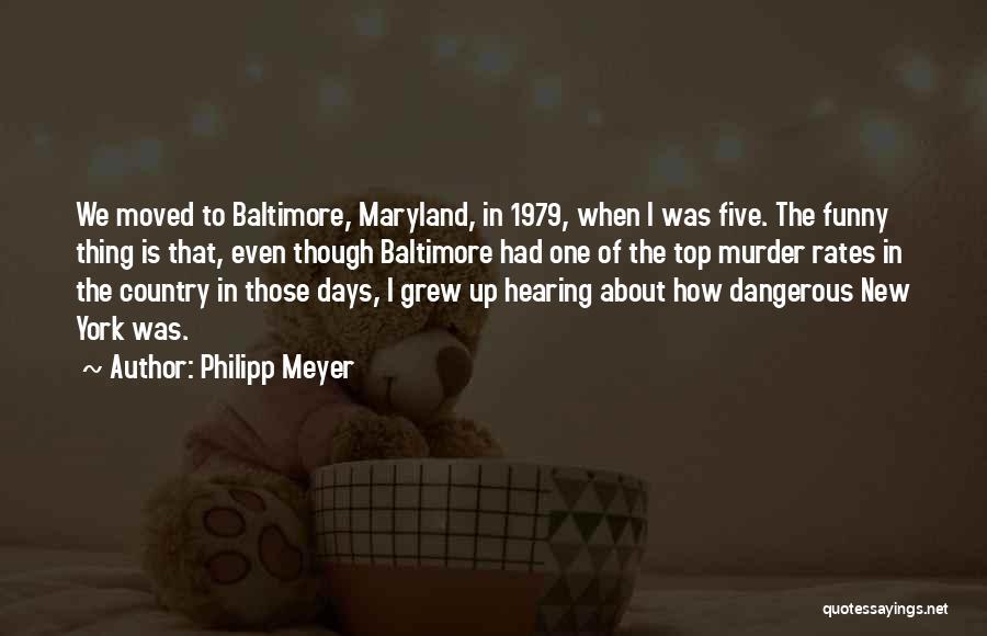 Philipp Meyer Quotes 1499387