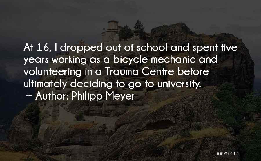 Philipp Meyer Quotes 1556921