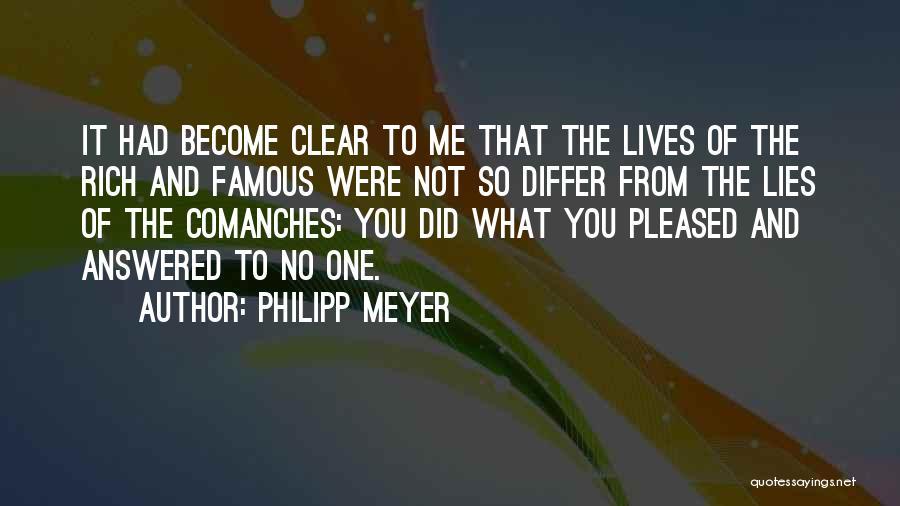 Philipp Meyer Quotes 436197