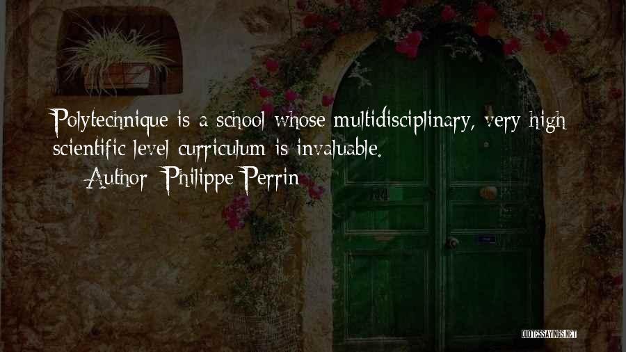 Philippe Perrin Quotes 1838775