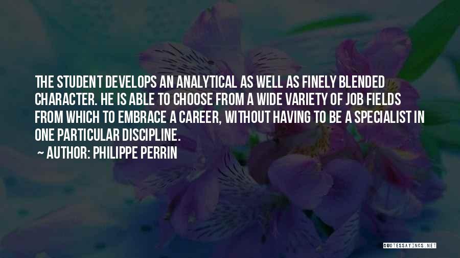 Philippe Perrin Quotes 2164595
