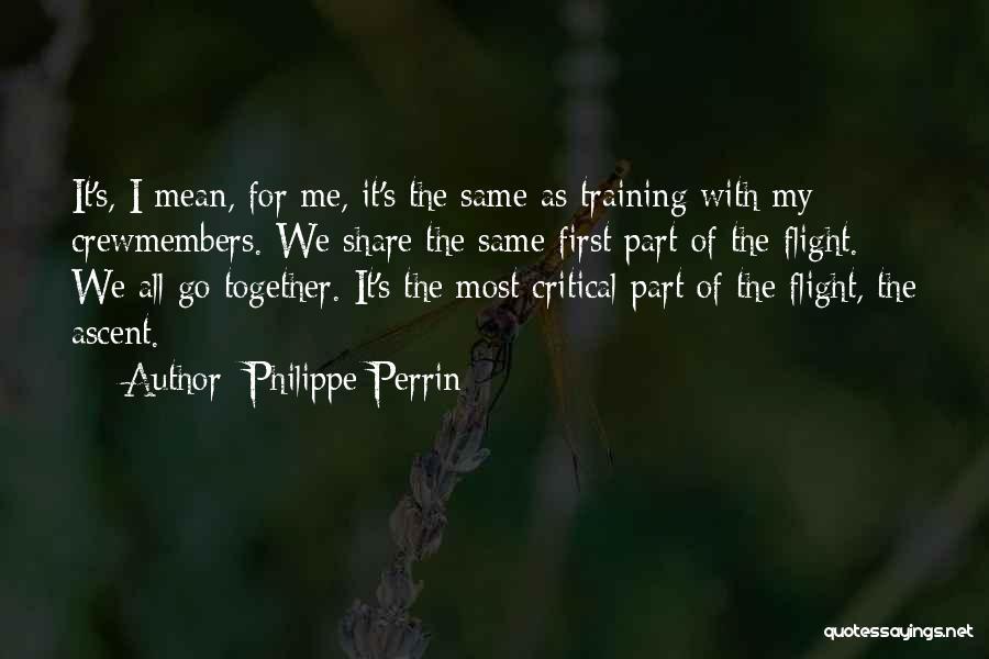 Philippe Perrin Quotes 487343