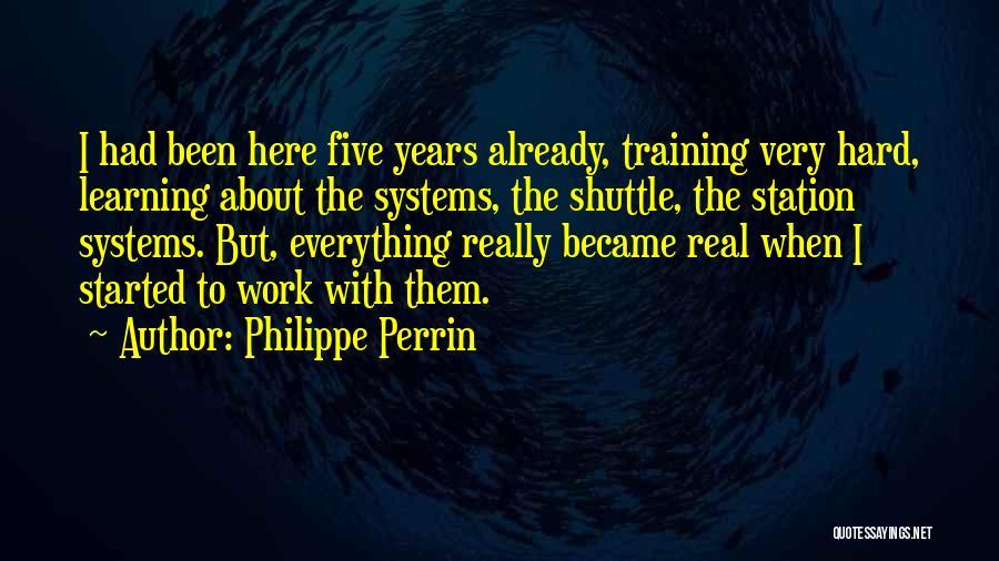 Philippe Perrin Quotes 80614