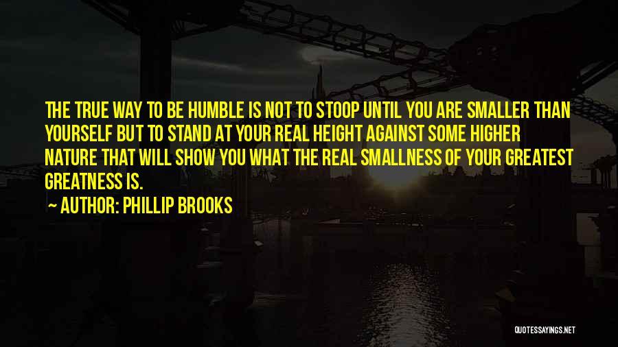 Phillip Brooks Quotes 1541474