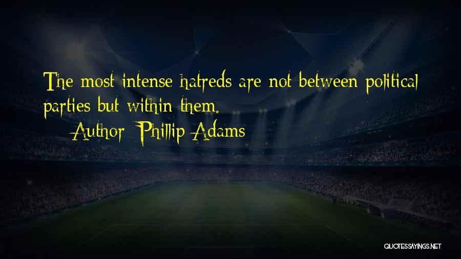 Phillip Quotes By Phillip Adams