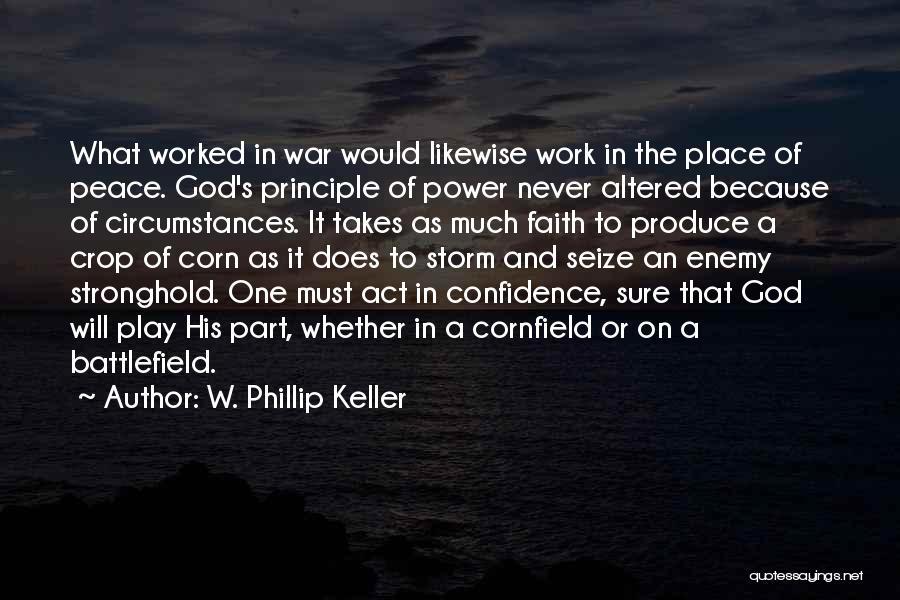 Phillip Quotes By W. Phillip Keller