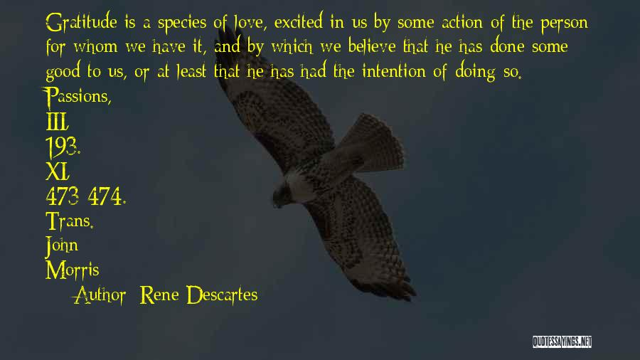 Philosophy And Love Quotes By Rene Descartes