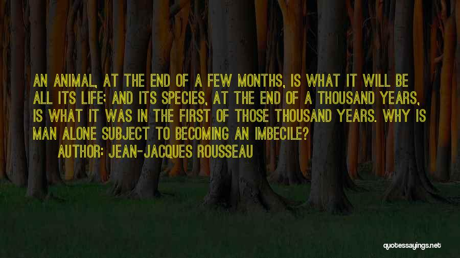 Philosophy And Science Quotes By Jean-Jacques Rousseau