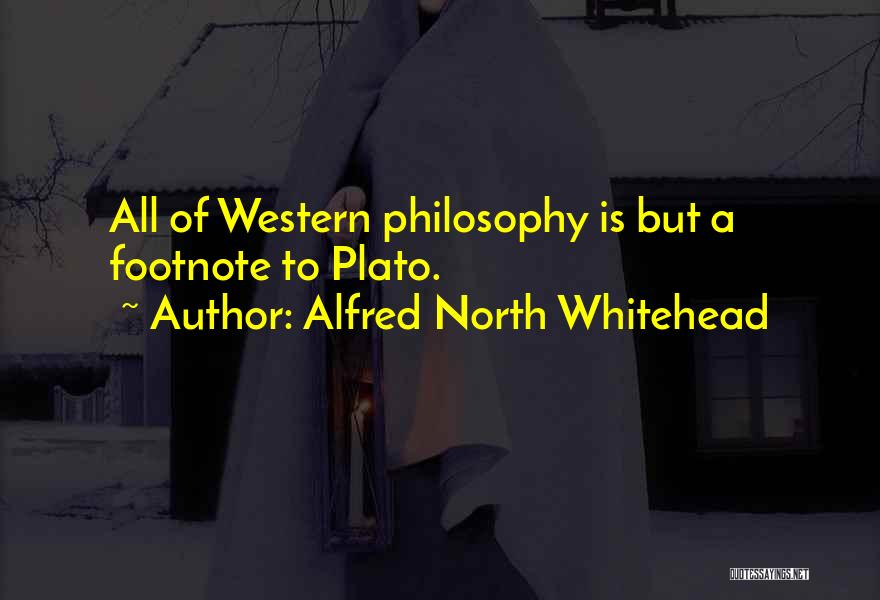 Philosophy Plato Quotes By Alfred North Whitehead
