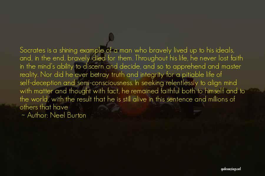 Philosophy Plato Quotes By Neel Burton