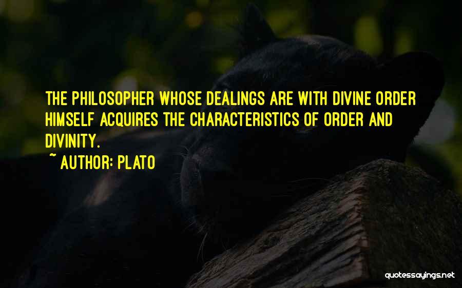 Philosophy Plato Quotes By Plato