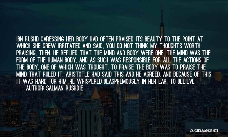 Philosophy Plato Quotes By Salman Rushdie