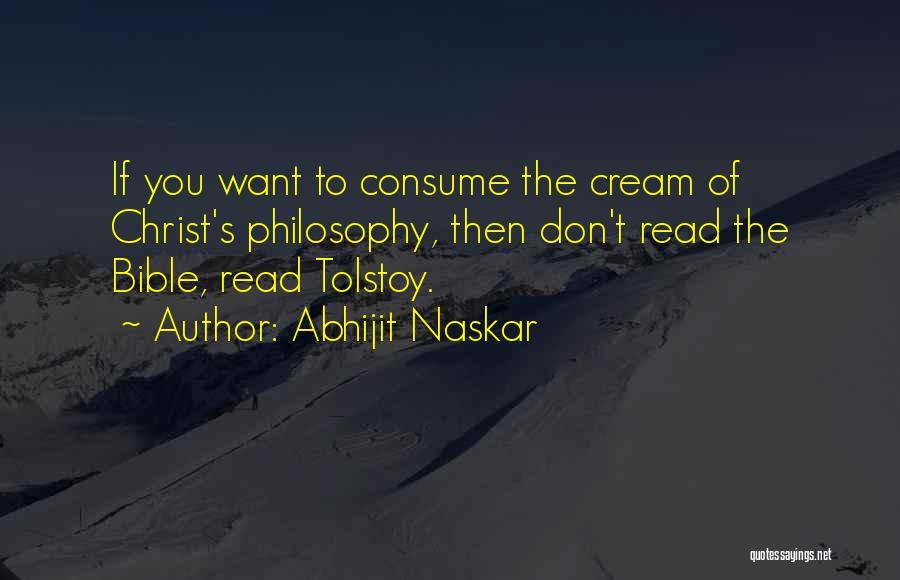Philosophy Vs Religion Quotes By Abhijit Naskar
