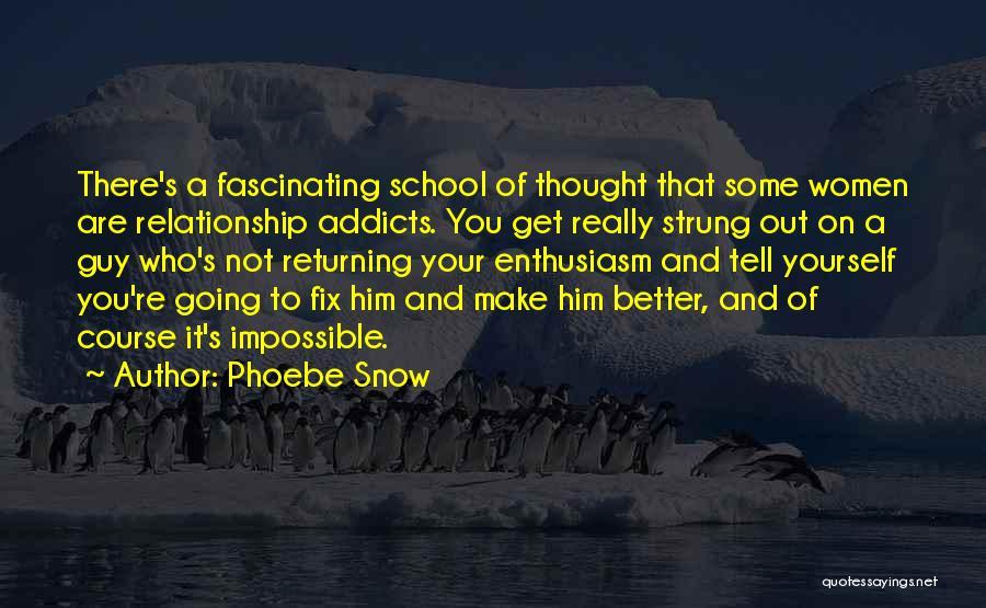Phoebe Snow Quotes 121603