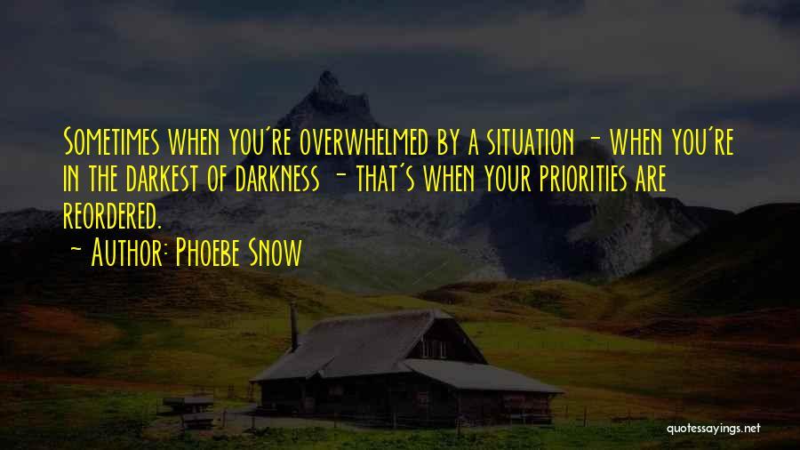 Phoebe Snow Quotes 1349823