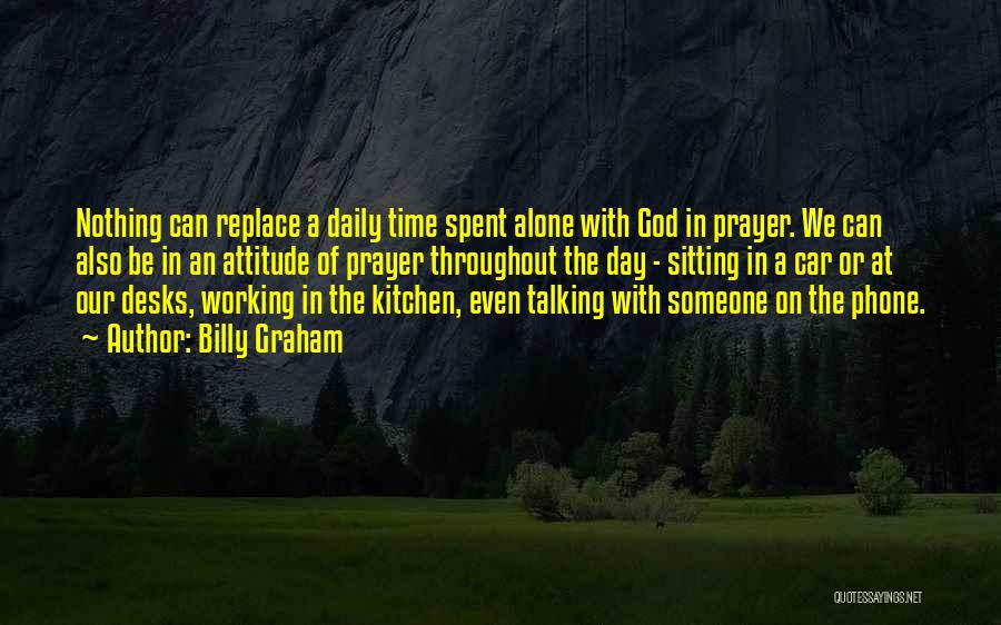 Phone Not Working Quotes By Billy Graham