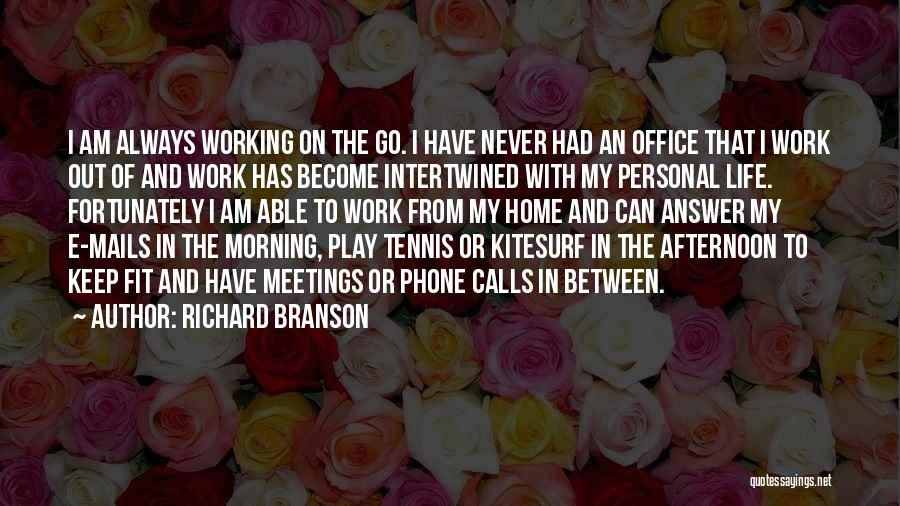 Phone Not Working Quotes By Richard Branson