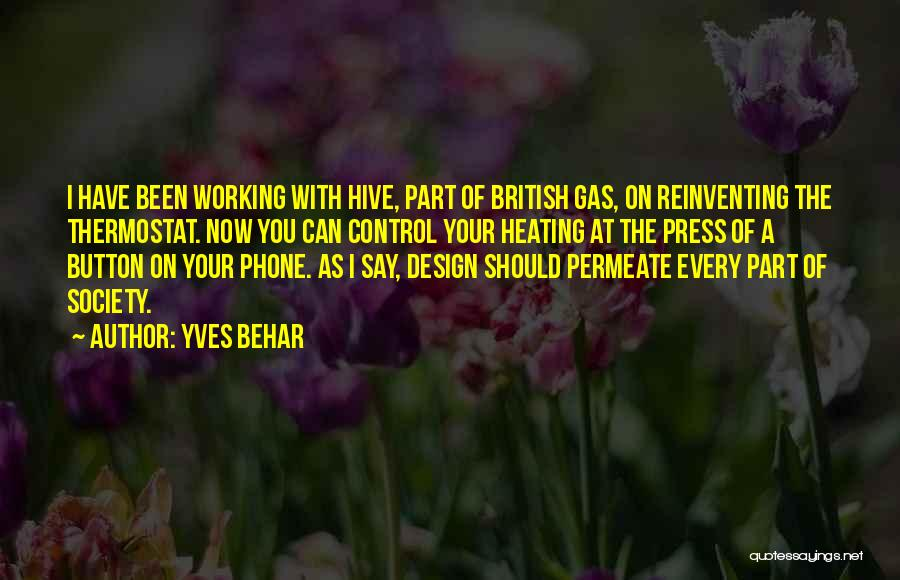 Phone Not Working Quotes By Yves Behar