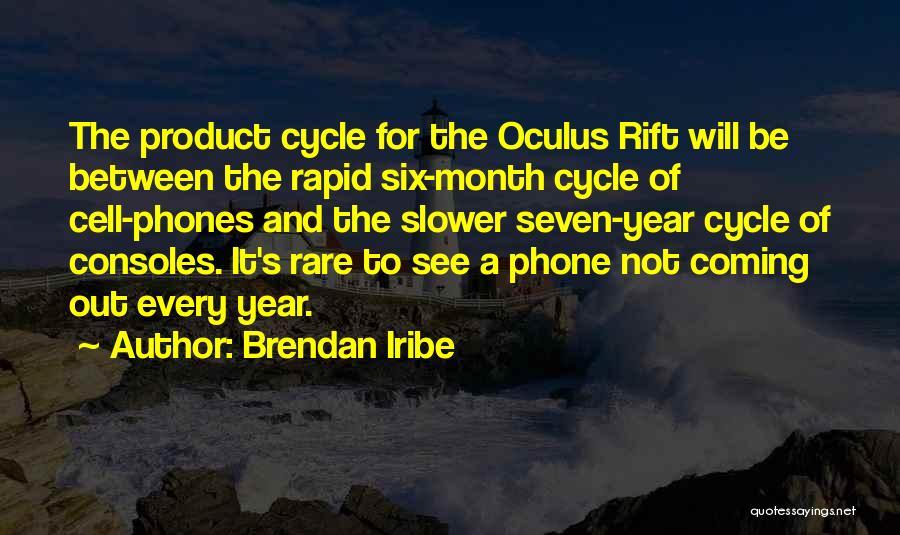 Phones Quotes By Brendan Iribe