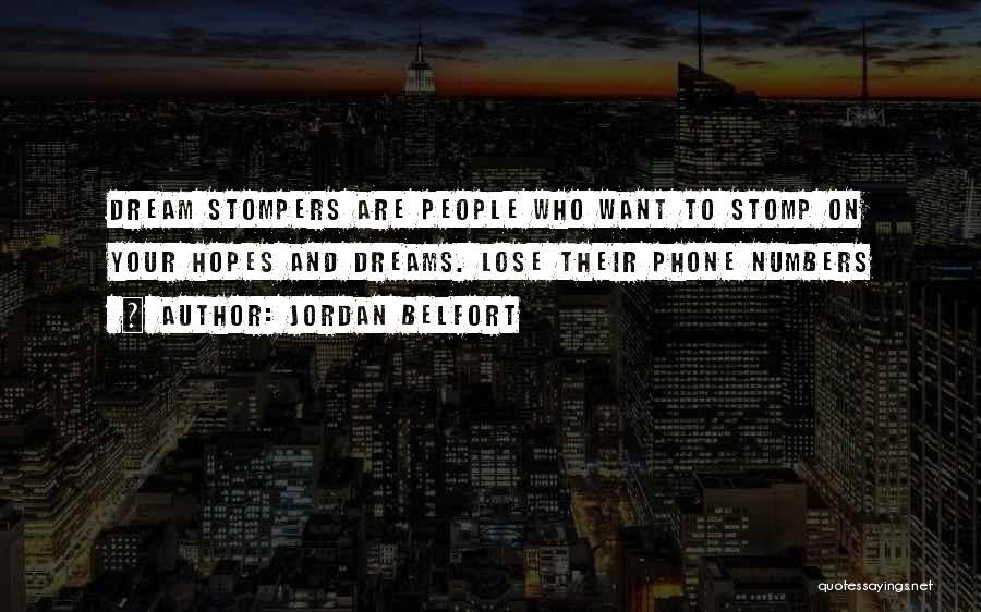 Phones Quotes By Jordan Belfort