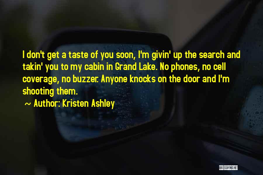 Phones Quotes By Kristen Ashley