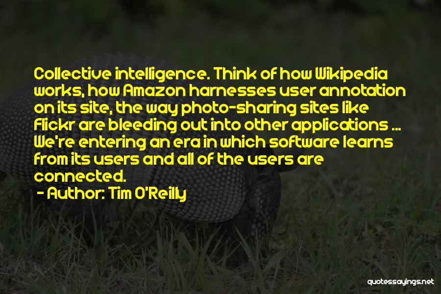 Photo Sharing Quotes By Tim O'Reilly