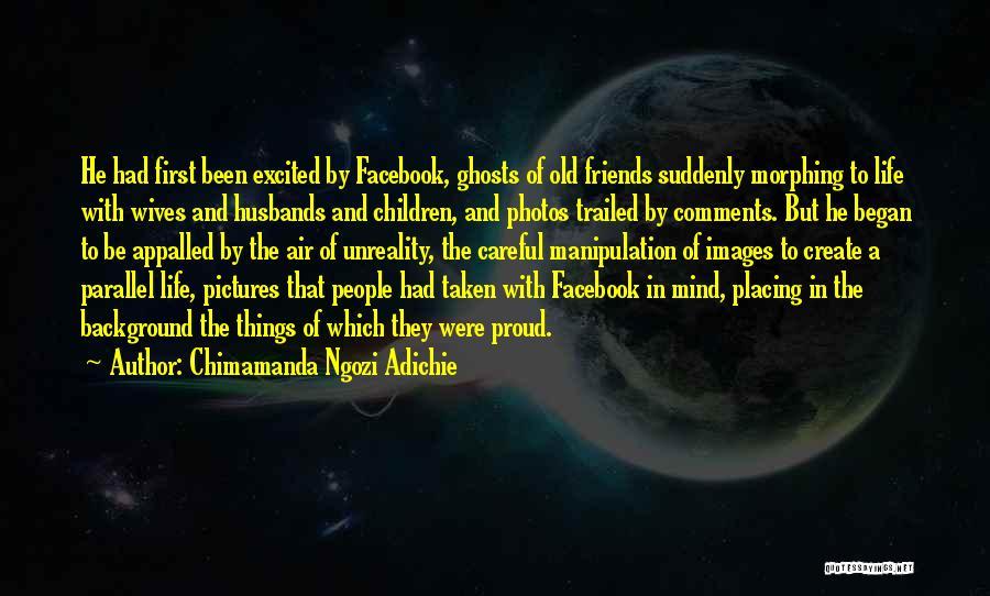 Photos And Life Quotes By Chimamanda Ngozi Adichie