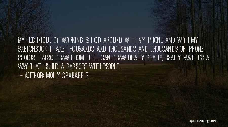 Photos And Life Quotes By Molly Crabapple