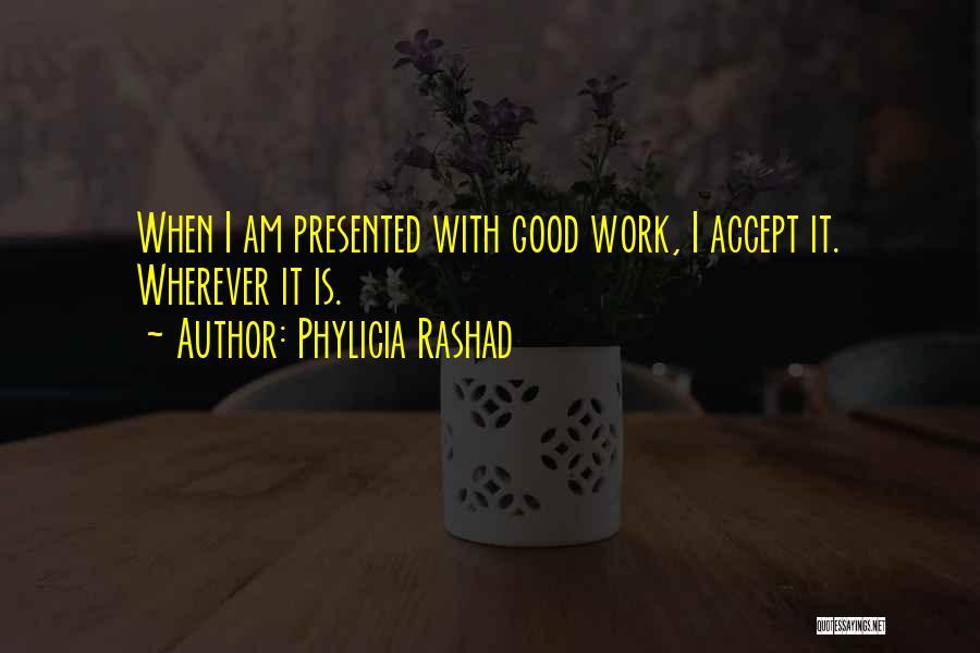 Phylicia Rashad Quotes 1851377