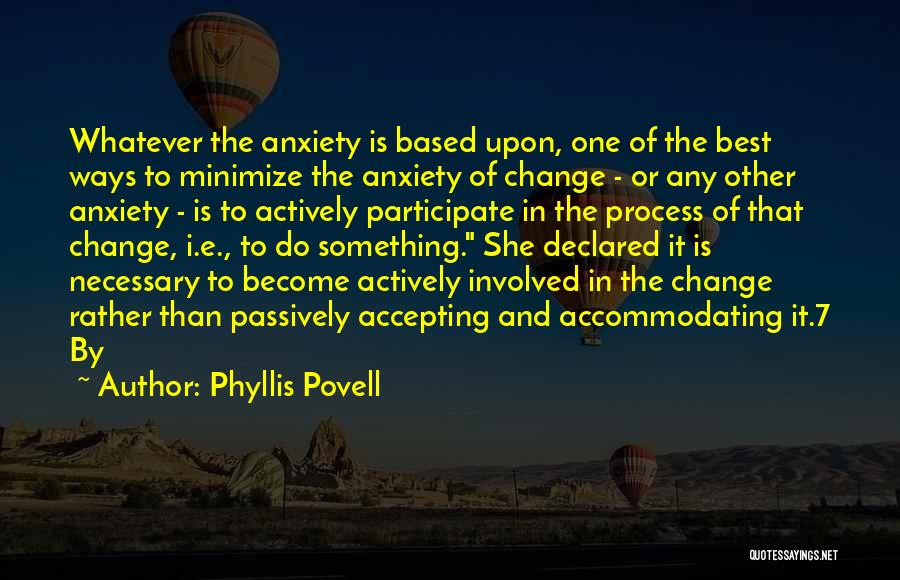 Phyllis Povell Quotes 1563531