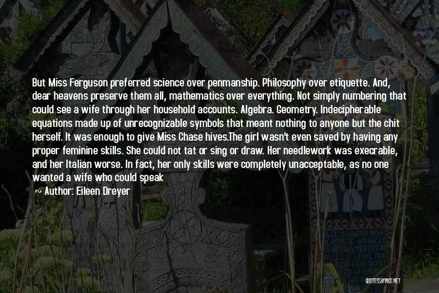 Physics Quotes By Eileen Dreyer