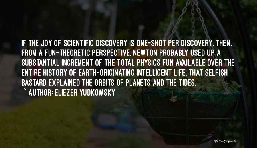Physics Quotes By Eliezer Yudkowsky