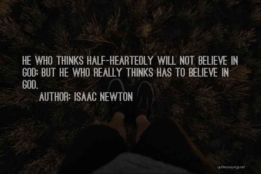 Physics Quotes By Isaac Newton