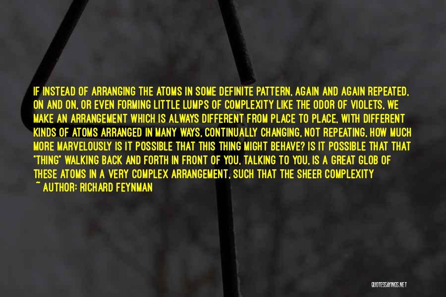 Physics Quotes By Richard Feynman
