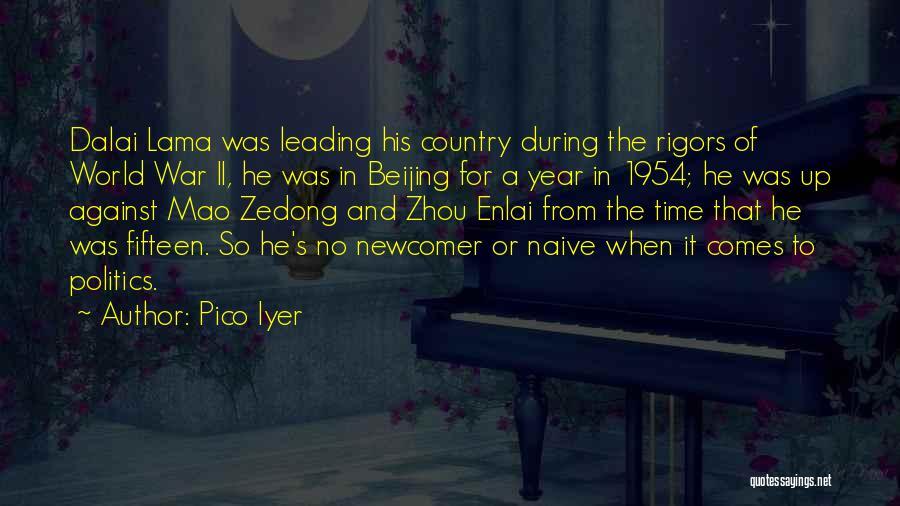 Pico Iyer Quotes 248602