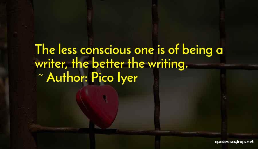 Pico Iyer Quotes 336490