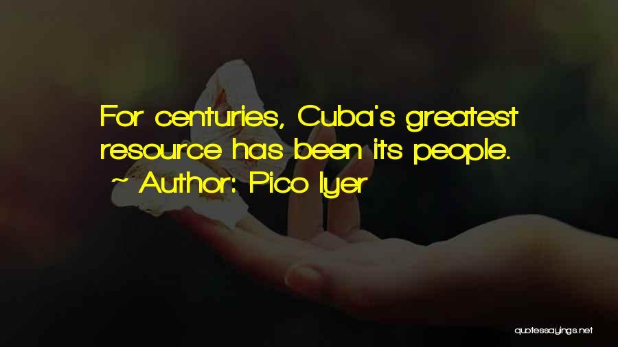 Pico Iyer Quotes 489104