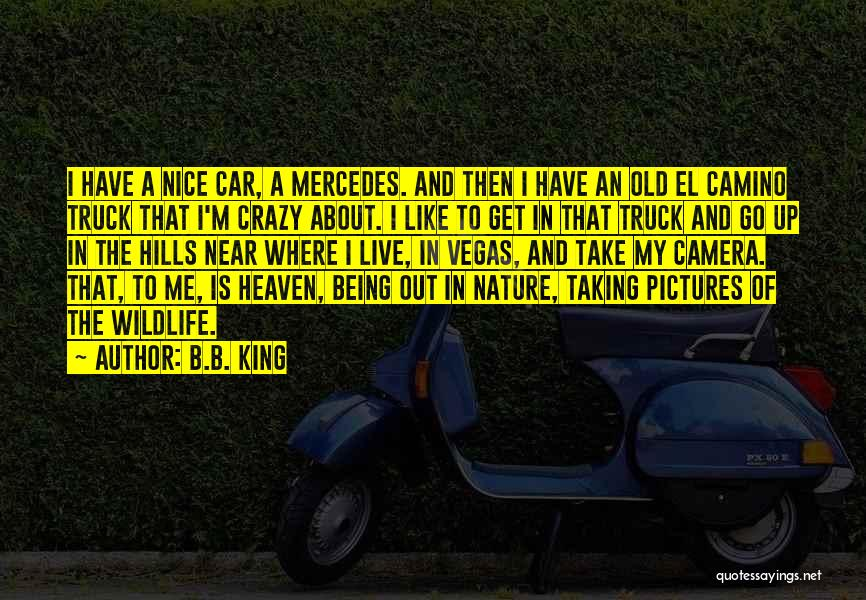 Pictures Of Nature And Quotes By B.B. King