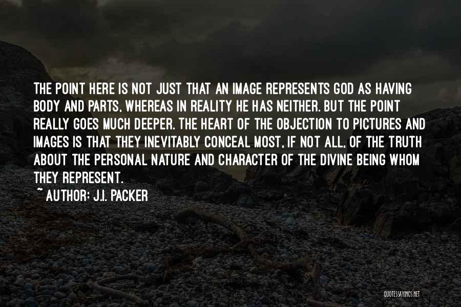 Pictures Of Nature And Quotes By J.I. Packer