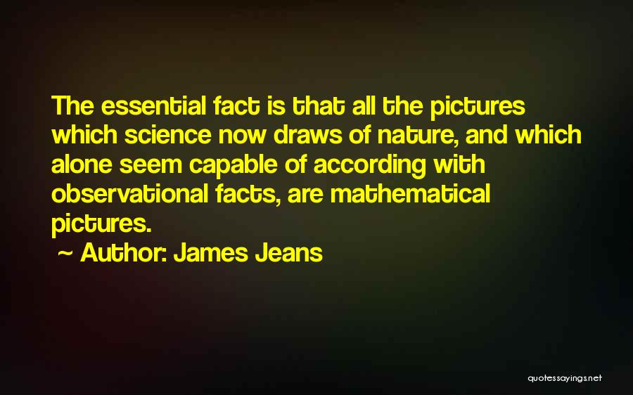 Pictures Of Nature And Quotes By James Jeans