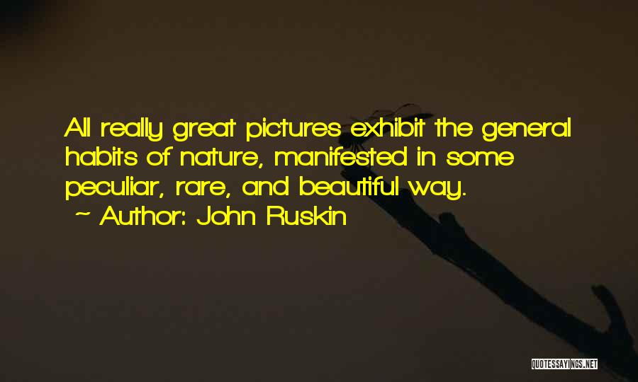 Pictures Of Nature And Quotes By John Ruskin
