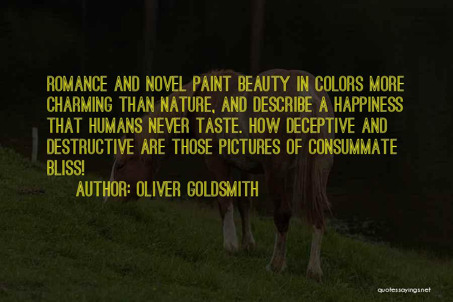 Pictures Of Nature And Quotes By Oliver Goldsmith