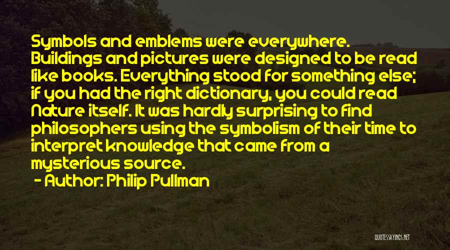 Pictures Of Nature And Quotes By Philip Pullman