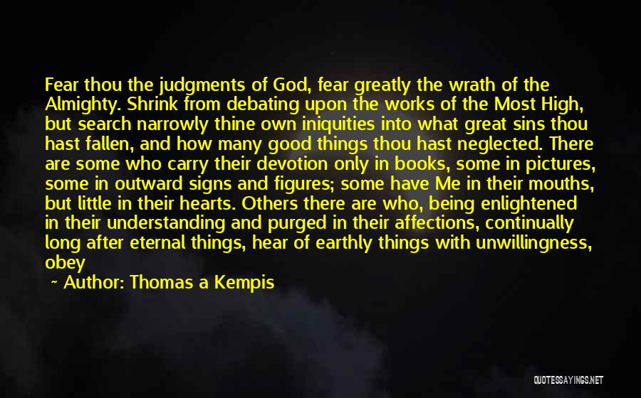Pictures Of Nature And Quotes By Thomas A Kempis