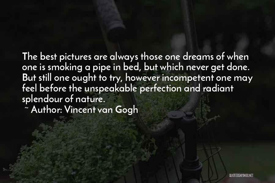 Pictures Of Nature And Quotes By Vincent Van Gogh