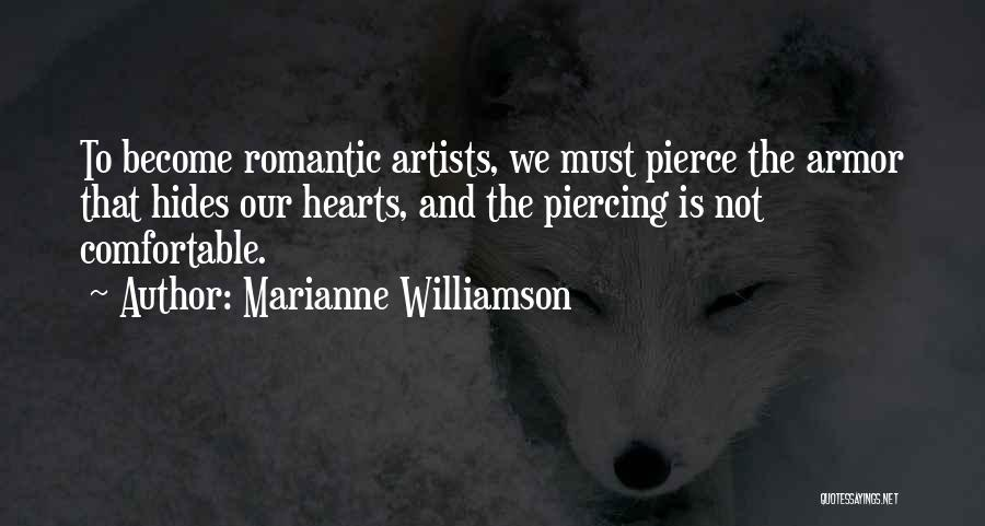 Piercing Quotes By Marianne Williamson